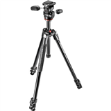 کیت سه پایه مانفرتو Manfrotto MK290XTA3-3W with 804 3-Way Pan/Tilt Head